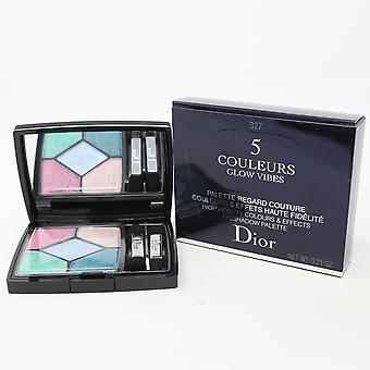 Dior 5 Couleurs Glow Vibes Eyeshadow Palette 0.21oz/6g Nuevo con caja