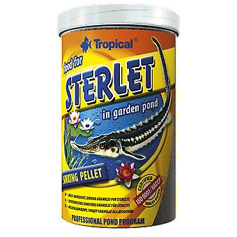 Tropical Food For Esturiones 41035 1000 Ml (Fish , Food , Warm Water)
