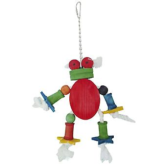 Ica Bird Toy Monigote (Birds , Toys)