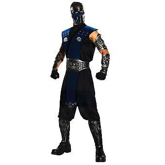 Mortal Kombat Subzero Adult Costume