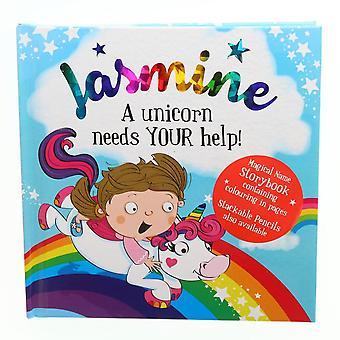 Geschichte & Heraldik magischen Namen Storybook - Jasmine