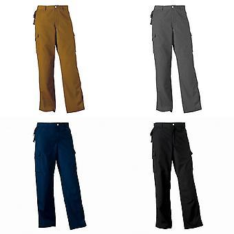 Porter des pantalons de Heavy Duty (Long) de Russell travail / pantalons