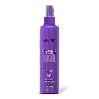 Aussie sprunch non-aerosol hairspray flexible hold, 8.5 oz