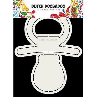 Hollantilainen Doobadoo-kortin tutti A5 470.713.708