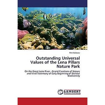 Outstanding Universal Values of the Lena Pillars Nature Park by Kolosov Petr
