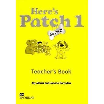 Here's Patch the Puppy - Teacher's Book - Level 1 by Joy Morris - Joann