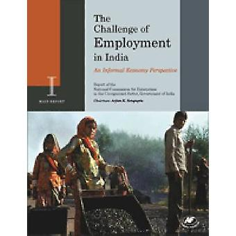 The Challenge of Employment in India - An Informal Economy Perspective