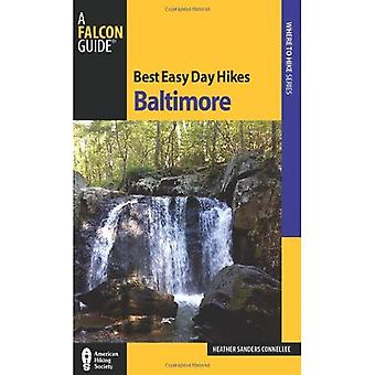 Best Easy Day Hikes Baltimore (Falcon Guides Best Easy Day Hikes)
