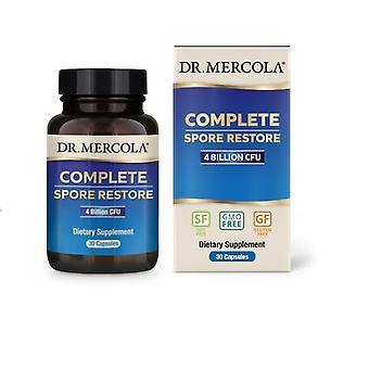 Complete Spore Restore (30 capsules) - Dr. Mercola