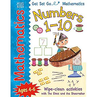 Get Set Go - Mathematics - Numbers 1-10 by Rosie Neave - 9781786178183