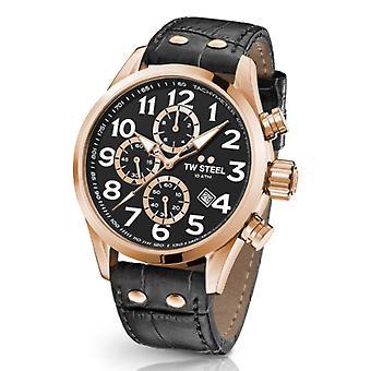 TW Steel VS74 Volante chronograph watch 48mm