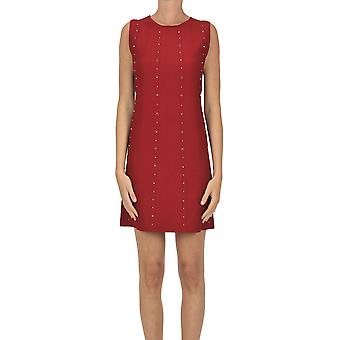 Nenette Ezgl266136 Women's Red Viscose Dress