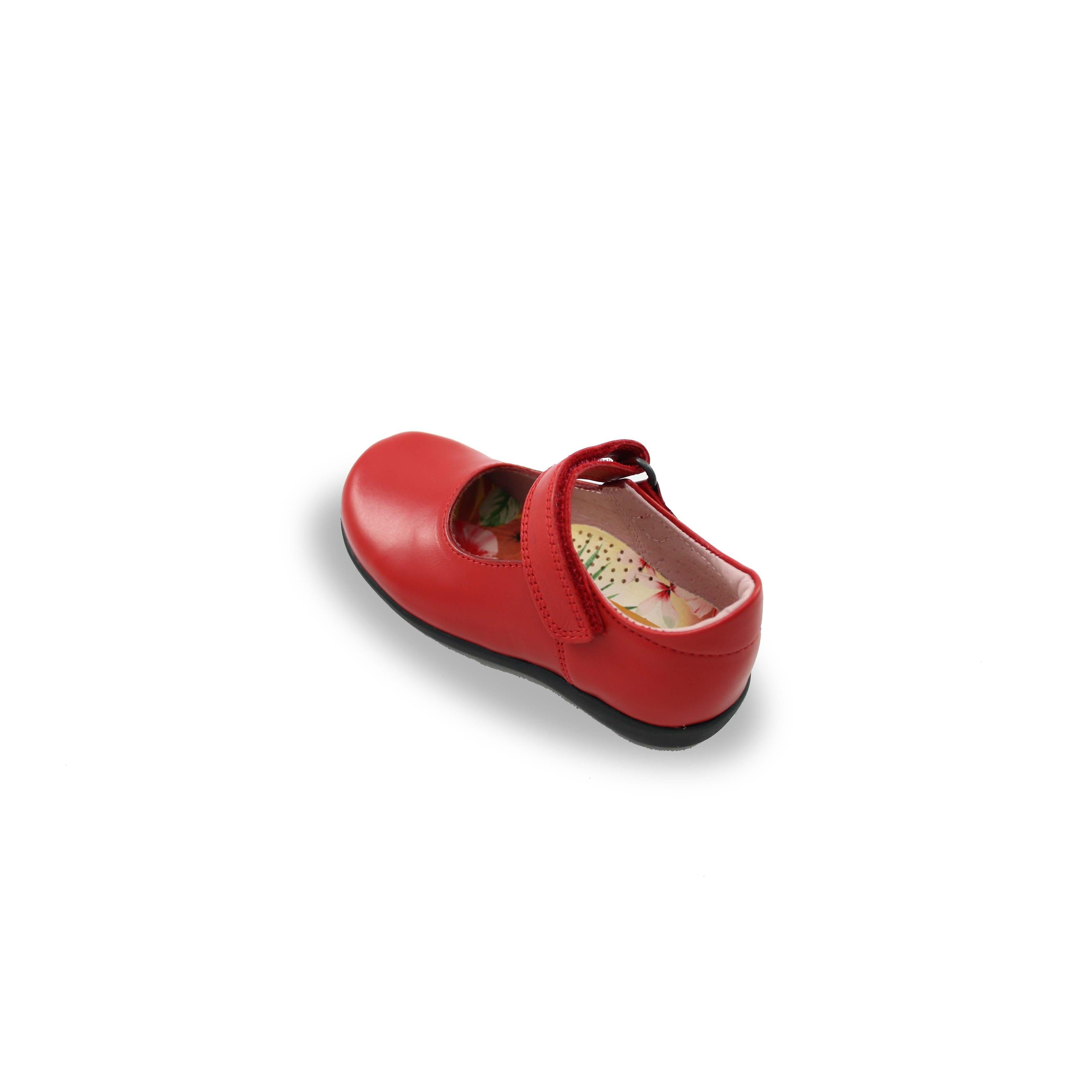 Petasil Bea Classic Red Mary-janes Shoes