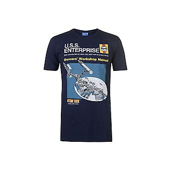 Character Star Trek T Shirt Mens