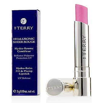 # 4 Princess, stieg um Terry Hyaluronic Sheer Rouge Hydra Balm Füllung & rundlich Lippenstift (UV Defense) - 3g / 0,1 oz