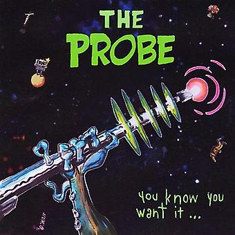 Probe - You Know You Want It [CD] USA import