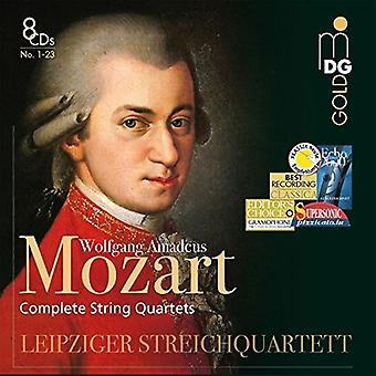 Mozart - Mozart: Complete String Quartets [CD] USA import