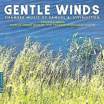 Livingston / Arcadian Winds / Valenzuela - Gentle Winds [CD] USA import