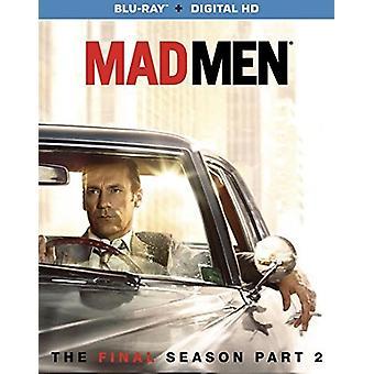 Mad Men: La Final - importación de USA de la temporada parte 2 [Blu-ray]