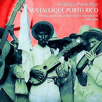 Nostalgico Puerto Rico [CD] USA import