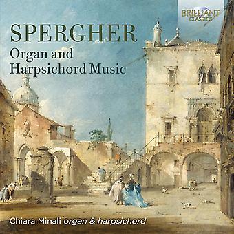 Organ & Clavecin Music [CD] USA import