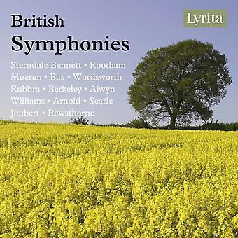 Alwyn / London Symphony Orchestra / London - British Symphonies [CD] USA import