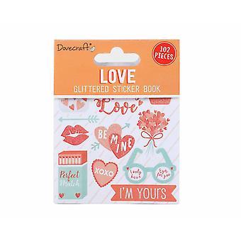 Dovecraft Amor Sticker Book