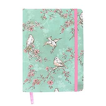 Something Different Rustic Romance Notebook