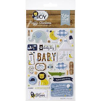 Echo Park Baby Boy Puffy Stickers