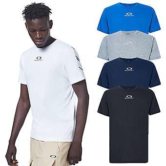 Oakley Herren Enhance QD Bold 10.0 Kurzarm T-Shirt