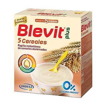 Blevit Plus 5 Cereals 600 g