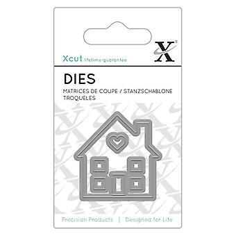 Xcut Dinky Die House (XCU 503332)