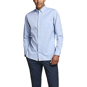 Jack & Jones Men's Button-Down Oxford Shirt Slim Fit Essentials