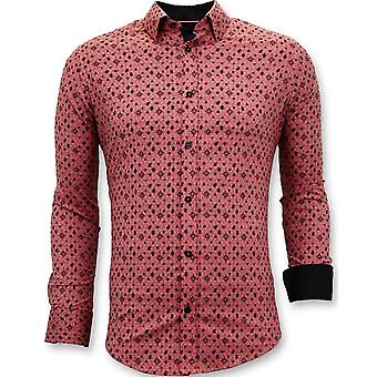 Business - Slim Fit - Red