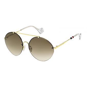 Napszemüveg Női TH Zendaya II Gold