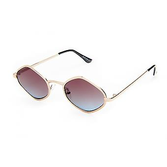 Sunglasses Unisex Cat.2 Brown Lens (19-100)