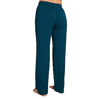 Rösch vara glad! 1202110-16545 Kvinnor's Dark Petrol Pyjama Pant