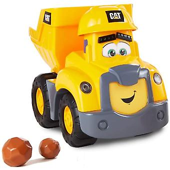 Cat Toys Junior Crew Constructii Buddies Dump Truck
