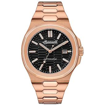 Catalina Automatic Analog Men's Watch with Stainless Steel Bracelet I11802