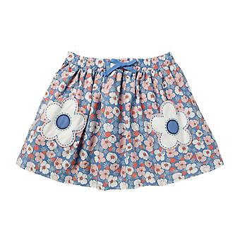 Little 2-7 Years's Summer Skirts, Or Tops ( Optional)