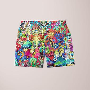 Hurry curry shorts