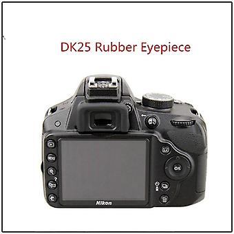 Rubber Eyepiece, Eye Cup Replace Dk-25 Viewfinder For Nikon