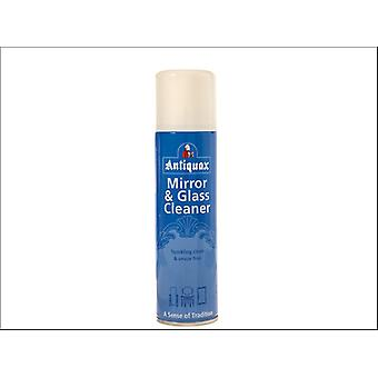Antiquax Mirror & Glass Cleaner 250ml ANTQMGC250
