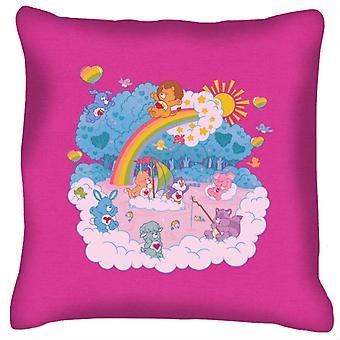 Hoitokarhut Cousins Rainbow Lake Cushion
