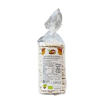 100% kamut cakes without salt 100 g