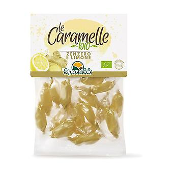 Ginger and Lemon Candies 50 g