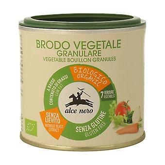Granular vegetable broth None
