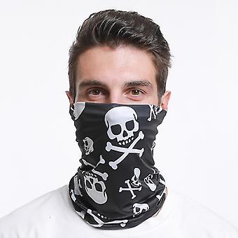 Balaclava Magic Scarf,cycling Mask,men Half Face Mask,sun Dust Protection Mask