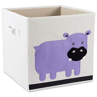 Cubo de almacenamiento Dii Hippo