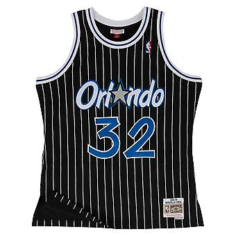 Mitchell & Ness Nba Swingman Orlando Magic Penny Hardaway SMJYGS18191OMABLCK94SON basketball hele året menn t-skjorte